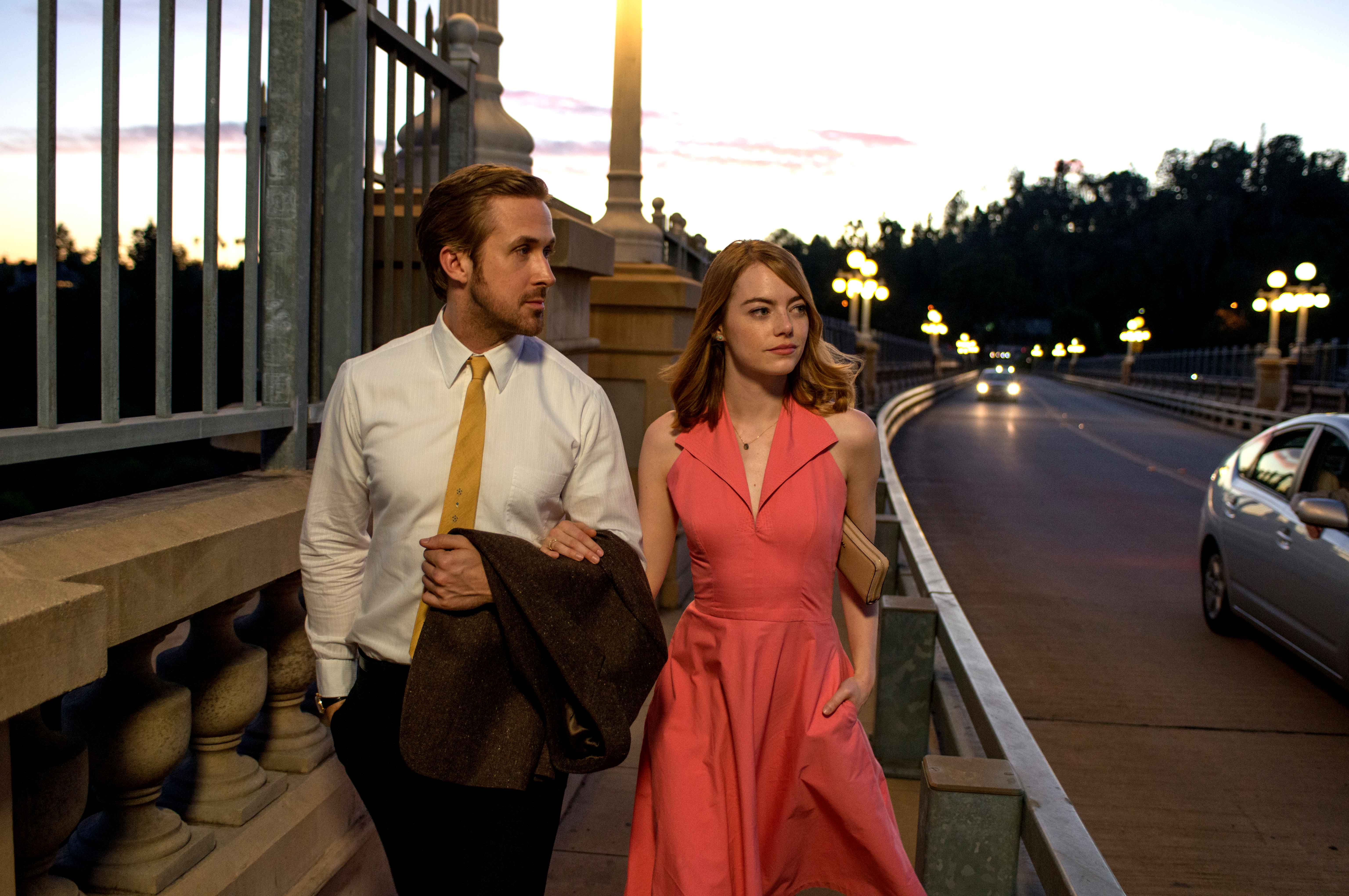 """La La Land,"" starring Ryan Gosling and Emma Stone, closed out this year's Virginia Film Festival and went on to earn 14 Oscar nominations."