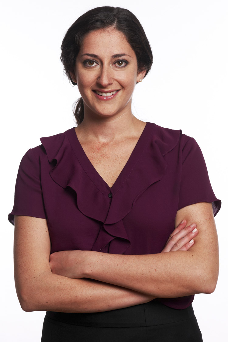 Portrait of Claire Blumenson