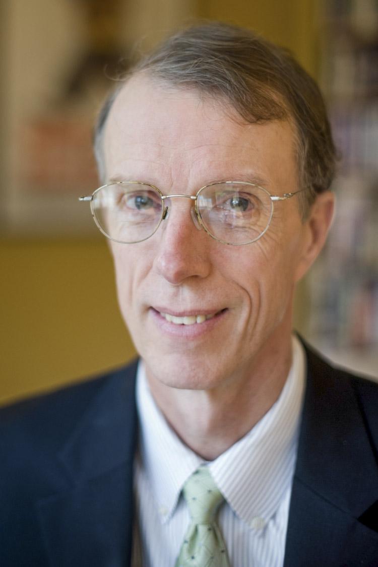 Portrait of David Carr, Jr.