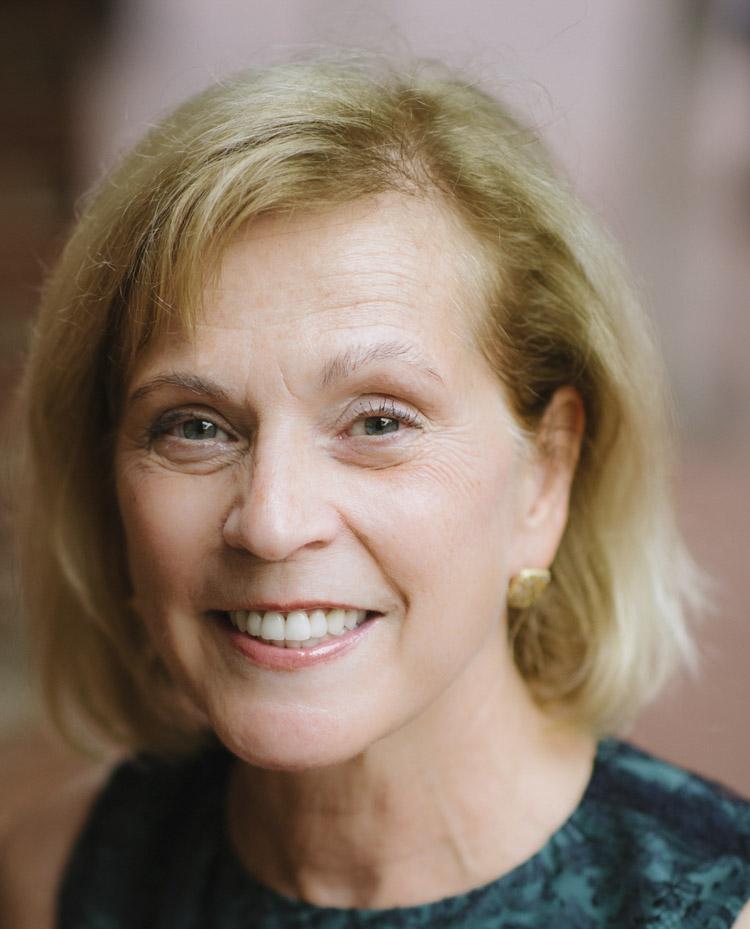Portrait of Jane E. Genster