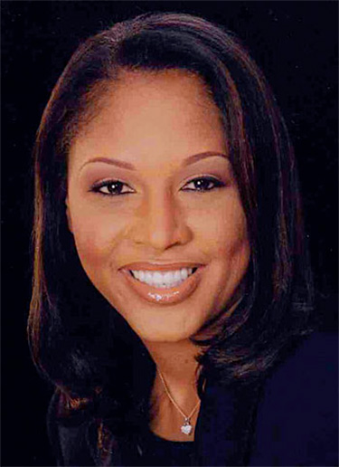 Portrait of Kim Michele Keenan