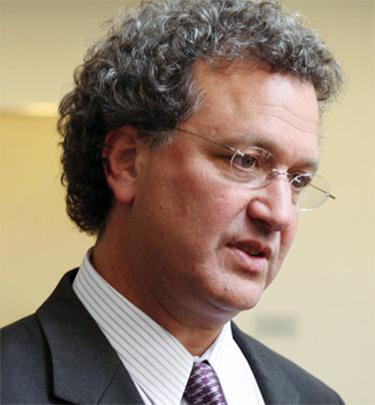 Portrait of Richard Cohen
