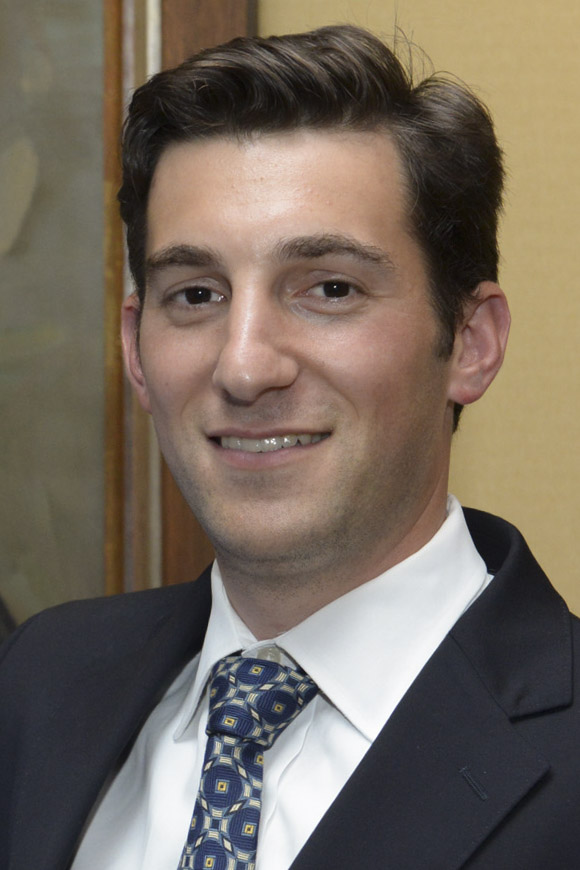 Portrait of Simon Cataldo