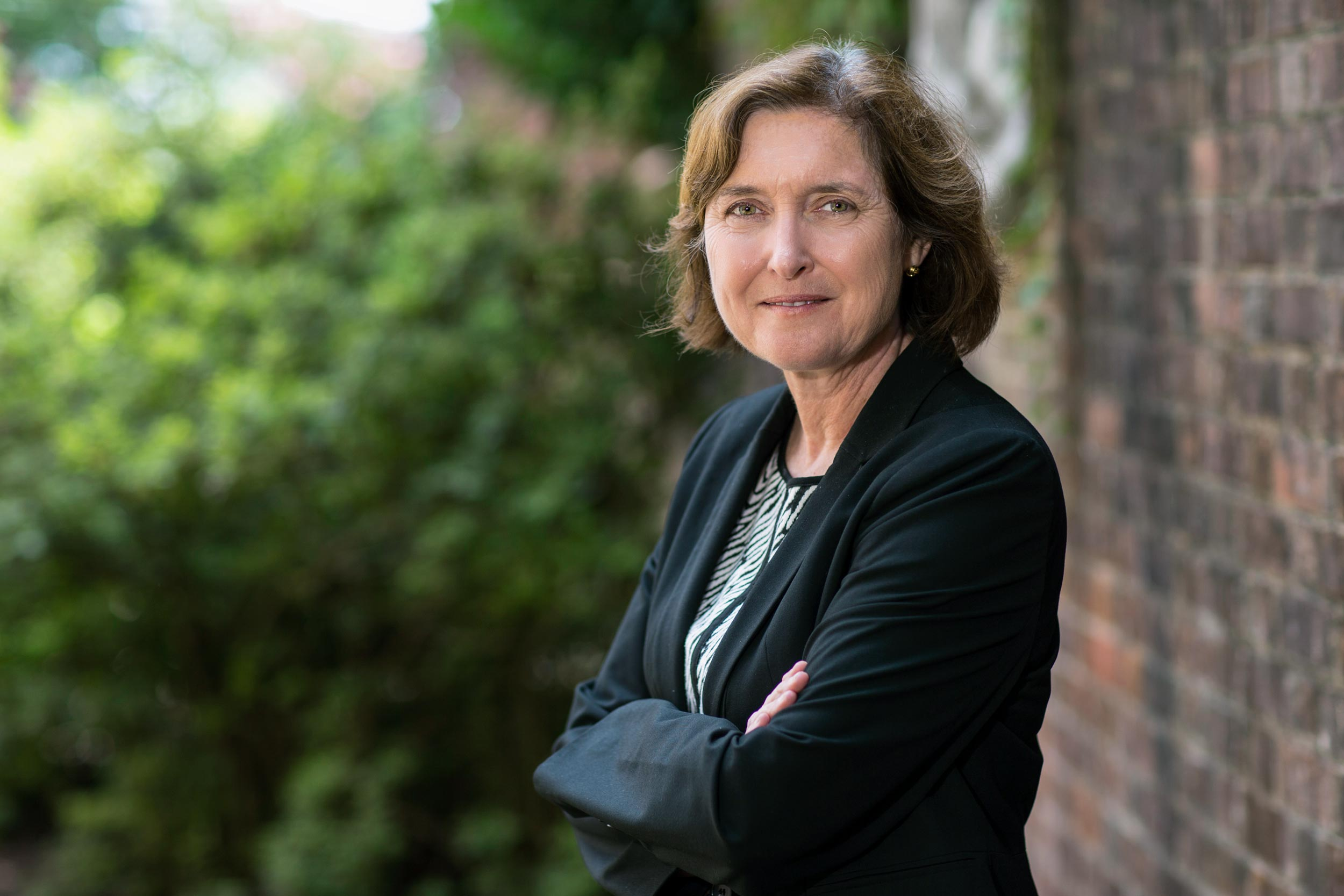 Lisa Reilly is an associate professor and directs the undergraduate program in architectural history in UVA's School of Architecture.