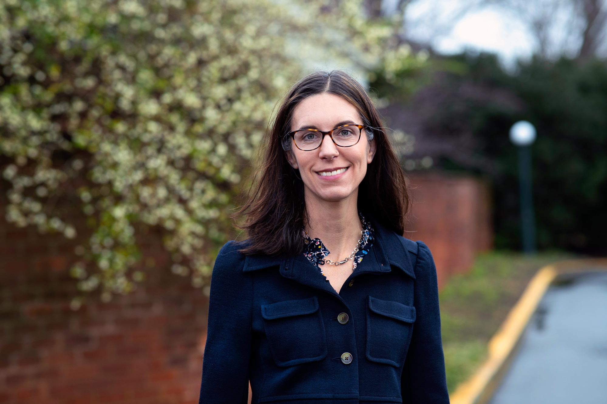 Lucy Bassett is an associate professor of practice in UVA's Frank Batten School of Leadership and Public Policy, where she focuses on humanitarian issues.