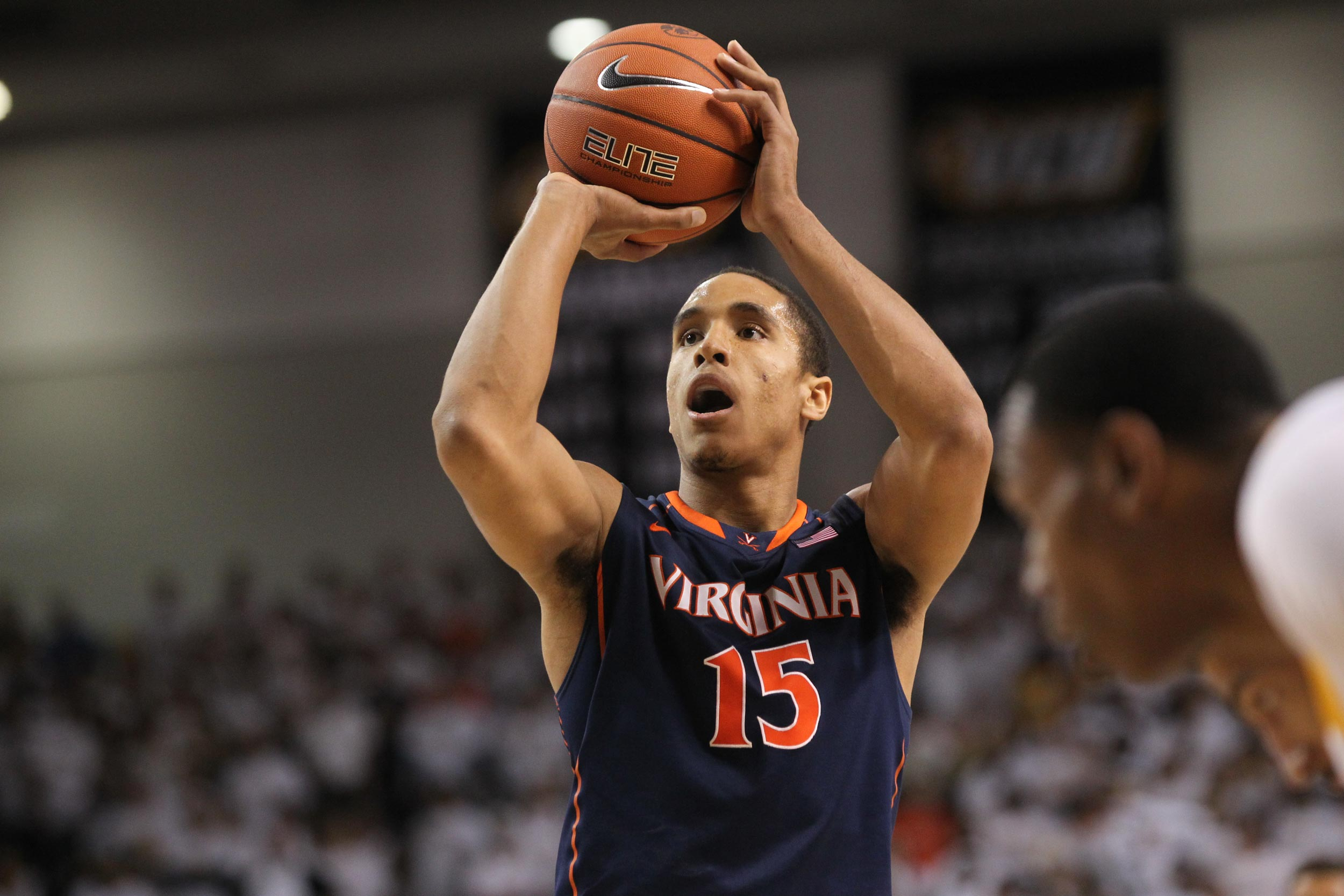 Malcom Brogdon hit nearly 90 percent of his free throws in his final season in a Cavalier uniform – and then improved in the NBA, where he is on a record pace.