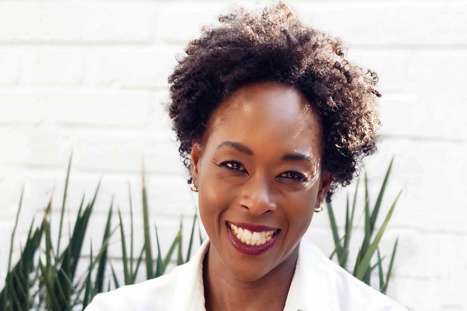 Margot Lee Shetterly said she realized a part of history was hidden in her own backyard when her father, a research scientist at NASA-Langley Research Center, told her about the black women who worked there.