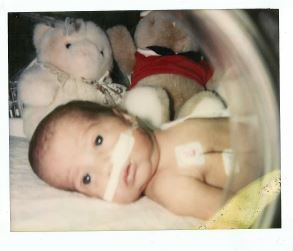 Marya Jazouli was born at 28 weeks and spent her first 66 days in the Neonatal Intensive Care Unit.