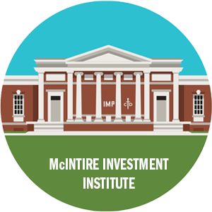 Students at the McIntire School of Commerce have grown a $100,000 endowment established in 1994 to approximately $670,000.