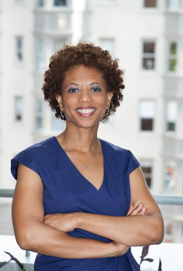Melody Barnes will serve as co-director of the new initiative.