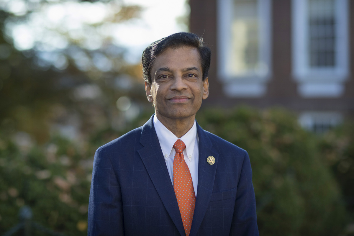 """As we have continued to grow our research portfolio we want to publicly recognize the faculty who are making it possible,"" Vice President for Research Melur ""Ram"" Ramasubramanian said."