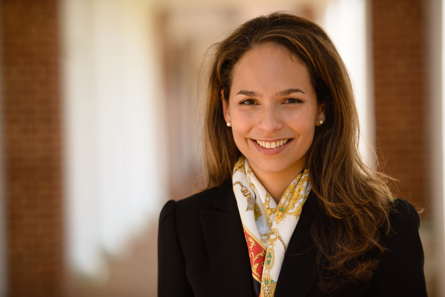 Morela Hernandez directs the Behavioral Research at Darden, or BRAD, lab and focuses on the ethics of leadership.