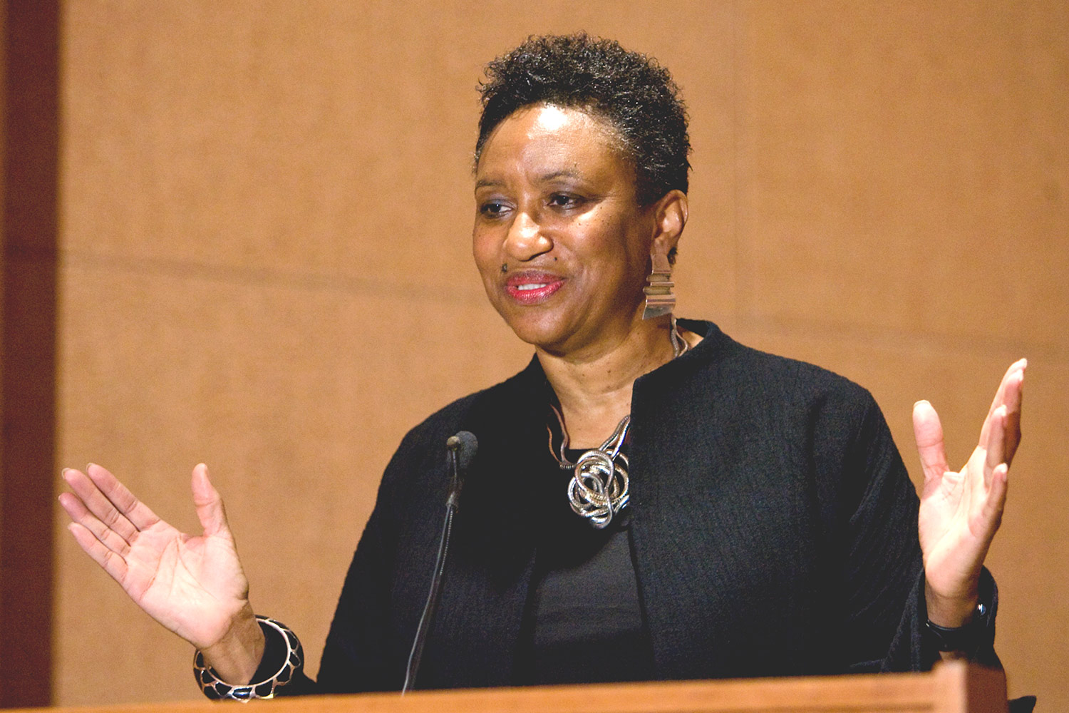 As director, Deborah McDowell has revitalized the Woodson Institute of African American and African Studies.
