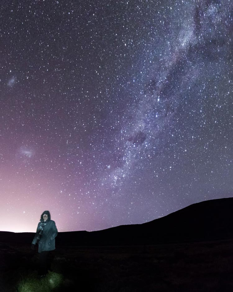 Verbiscer last summer spent several cold and windy nights in South Africa and Argentina seeking a Kuiper Belt object to be studied in detail during a 2019 New Horizons flyby.