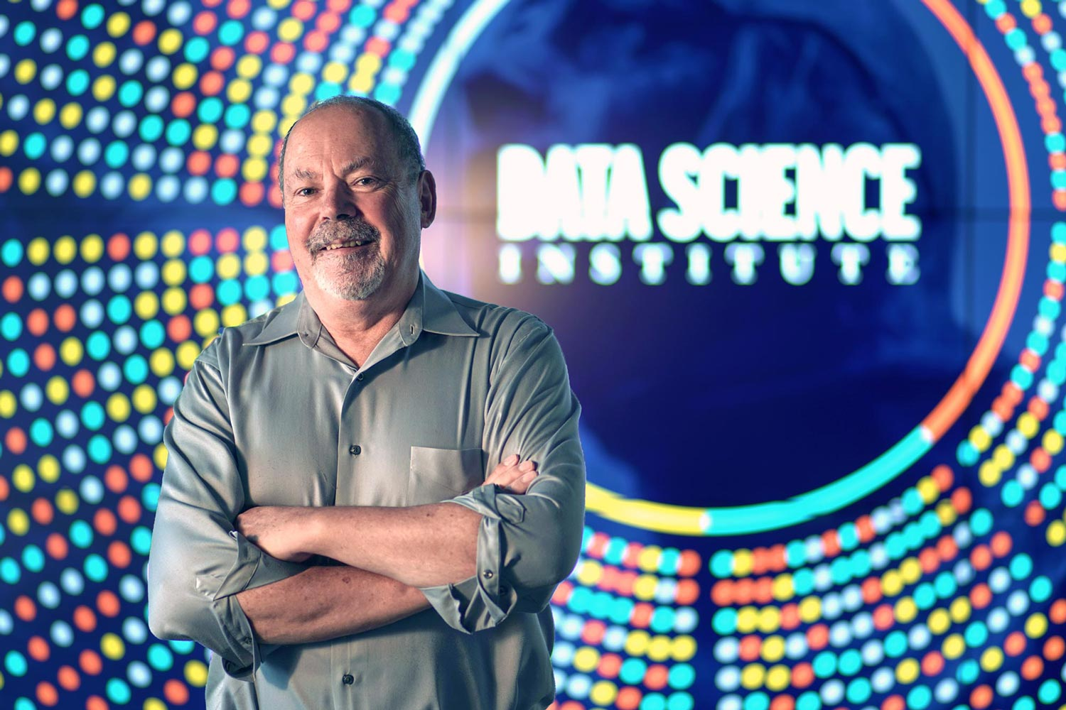 Phil Bourne directs the UVA Data Science Institute.