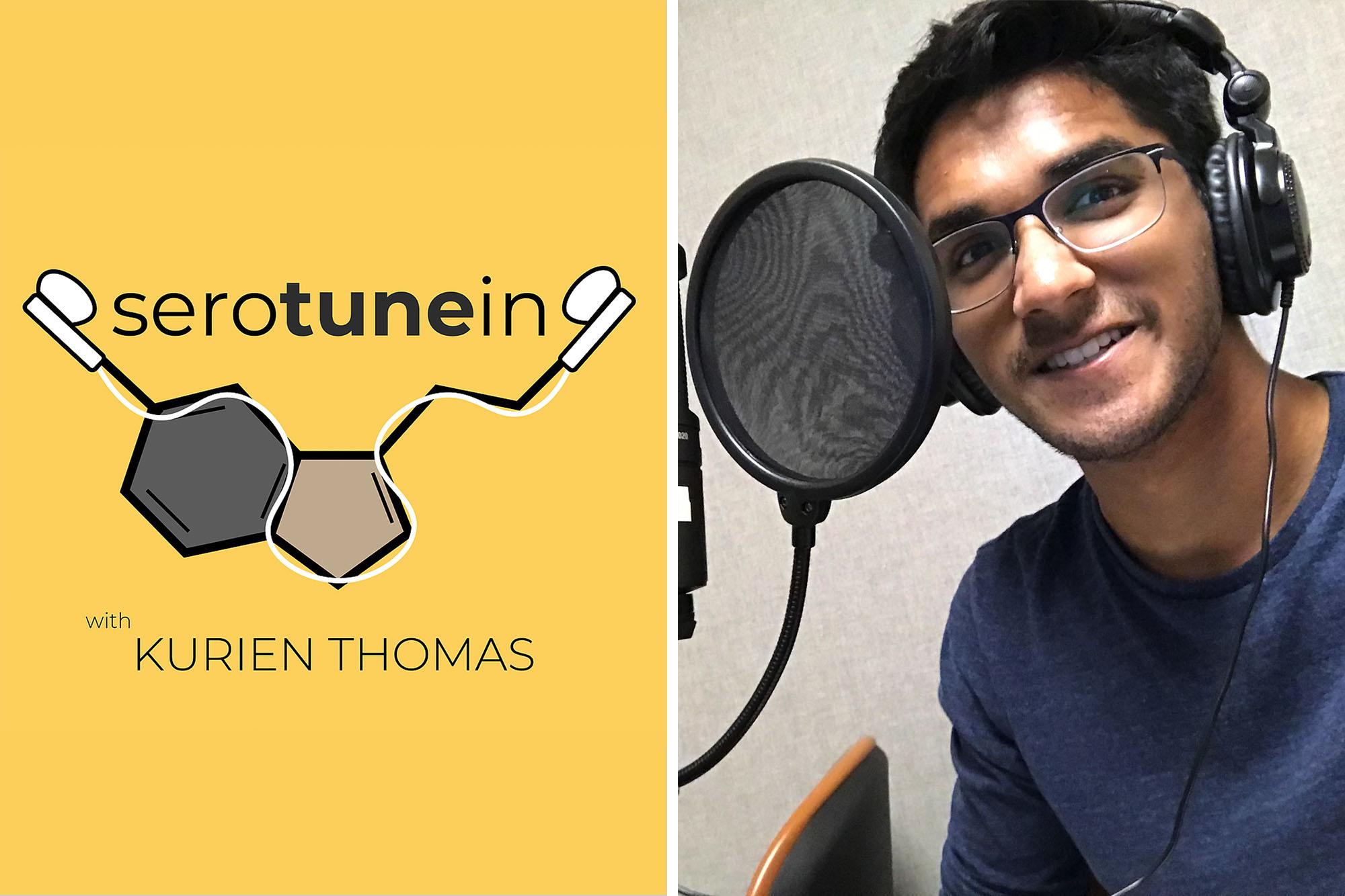 Serotunein with Kurien Thomas