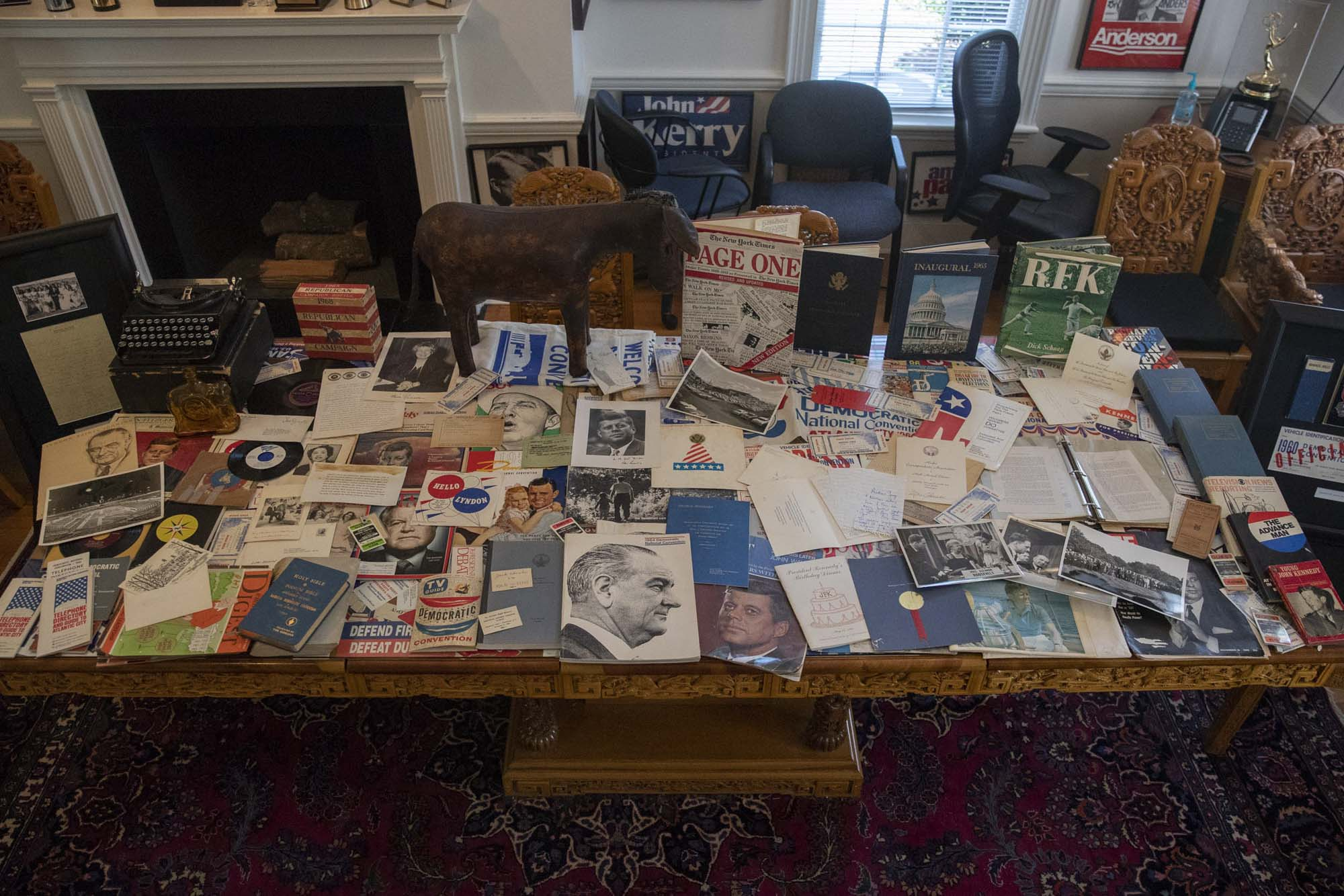 UVA Just Received a Remarkable Collection of Presidential