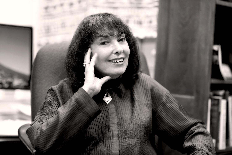 UVA sociologist Rae Blumberg's studies of women's roles and economic development have taken her to 47 countries.