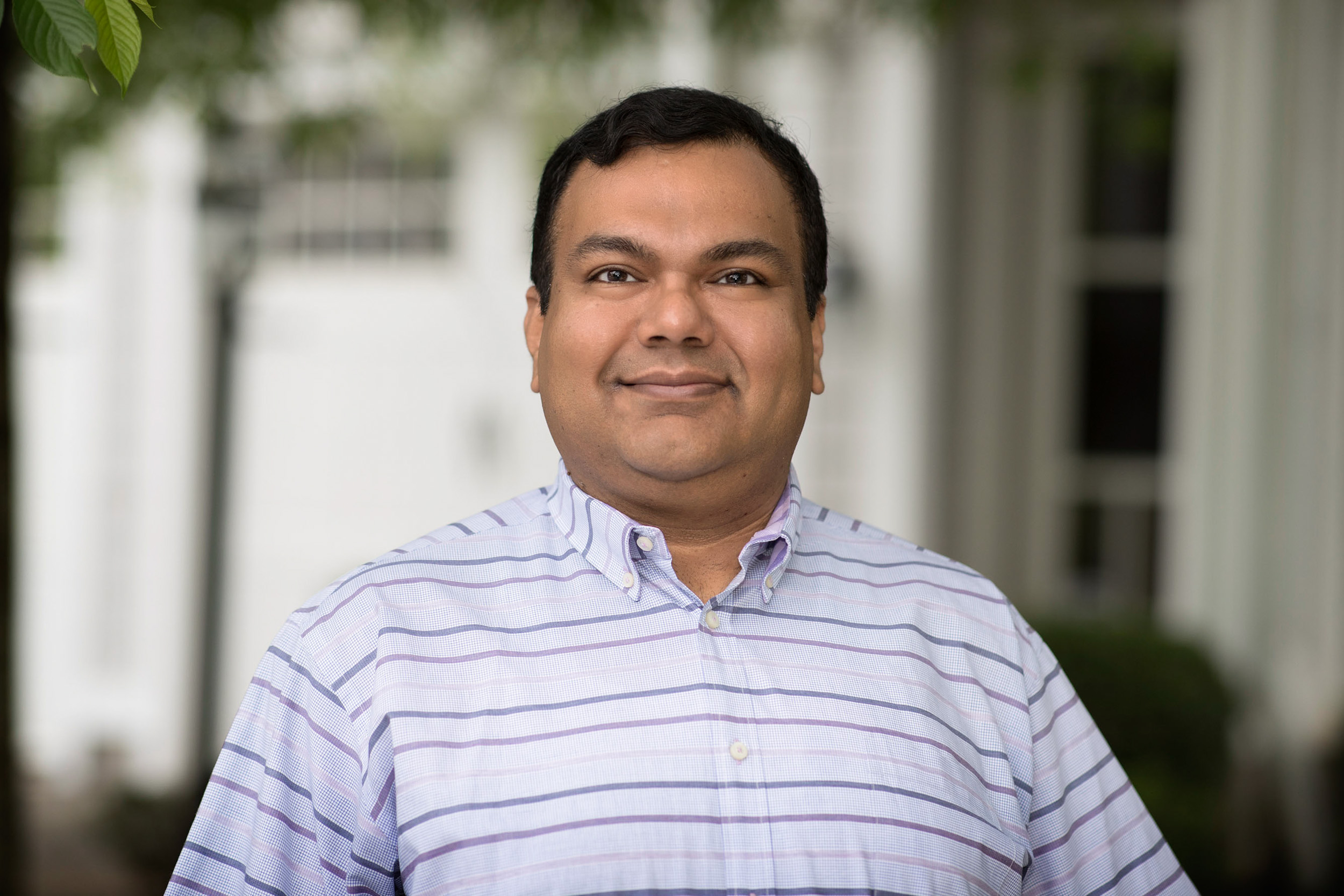 "Rajesh Balkrishnan, an epidemiologist and professor of public health sciences at the UVA Cancer Center, called the program ""a life-changer."""