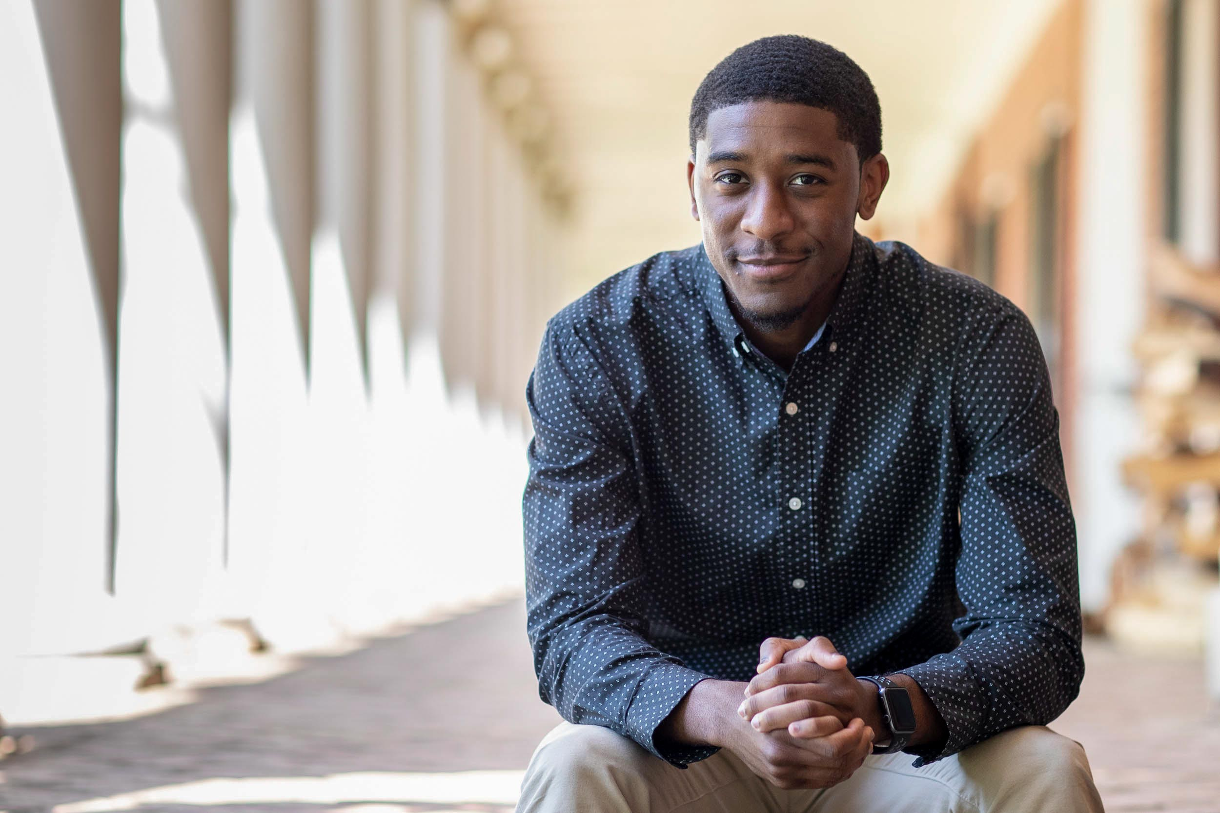 For as long as he can remember, Rambert Tyree's grandparents have emphasized the importance of education.