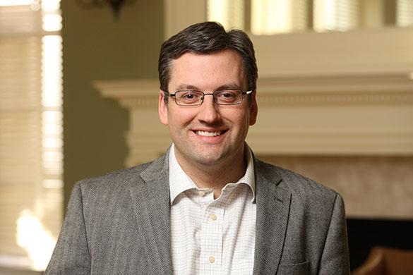 Richard Evans, Darden School of Business