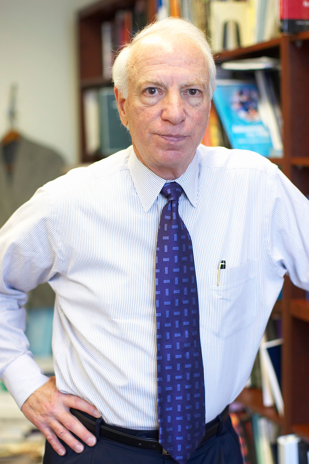 The American Psychiatric Association honored UVA's Richard Bonnie for his contributions to the field of law and psychiatry.