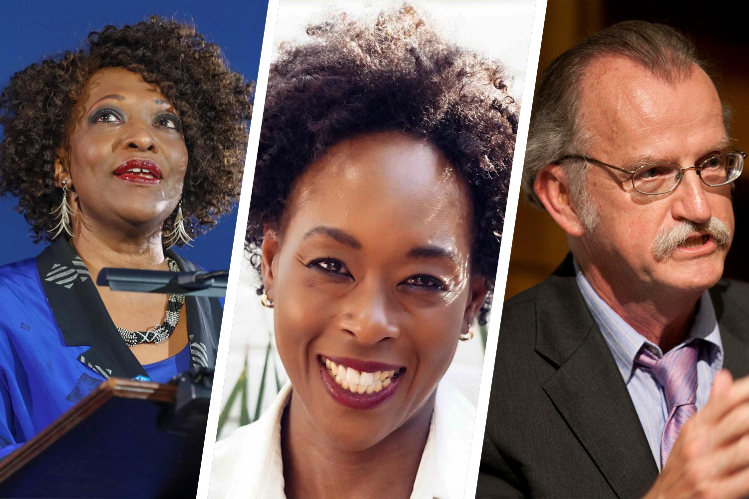 Poetry professor Rita Dove, bestselling alumnus Margot Lee Shetterly and historian Peter Onuf were among those with UVA ties recently honored by the Library of Virginia.