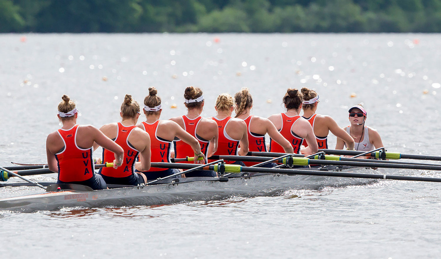 "Women's rowing coach Kevin Sauer described the NCAA Championships as ""a learning experience"" for his team."