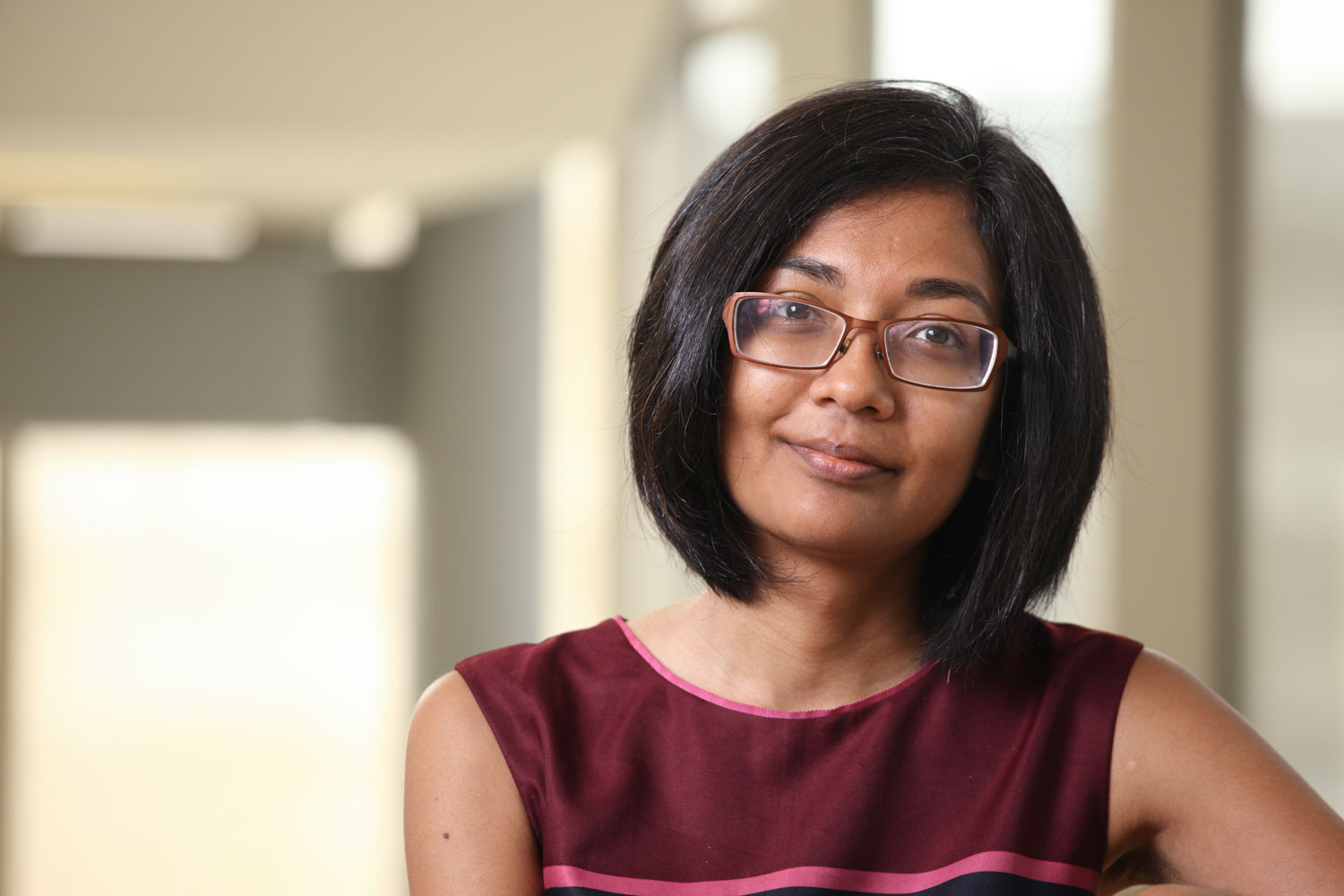 UVA's Samira Khan will help guide the center's efforts to rethink how layers of hardware and software in current computer systems work together.