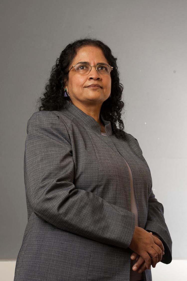 Saras Sarasvathy is the Paul M. Hammaker Professor in Business Administration at the Darden School of Business.