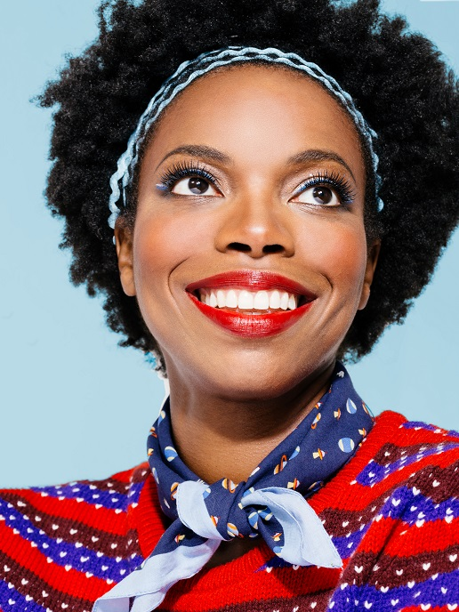 "Sasheer Zamata, a 2008 UVA alumna, wrapped up a three-year stint on ""Saturday Night Live"" in 2017. (Submitted photo)"