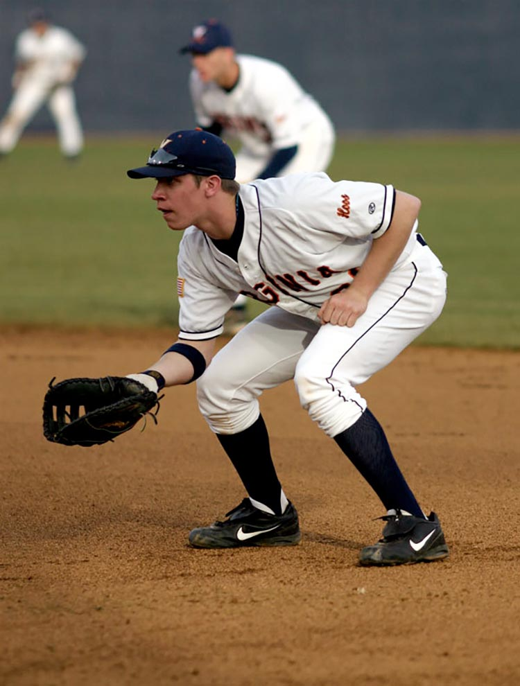 Sean Doolittle (Photo courtesy Virginia Athletics)