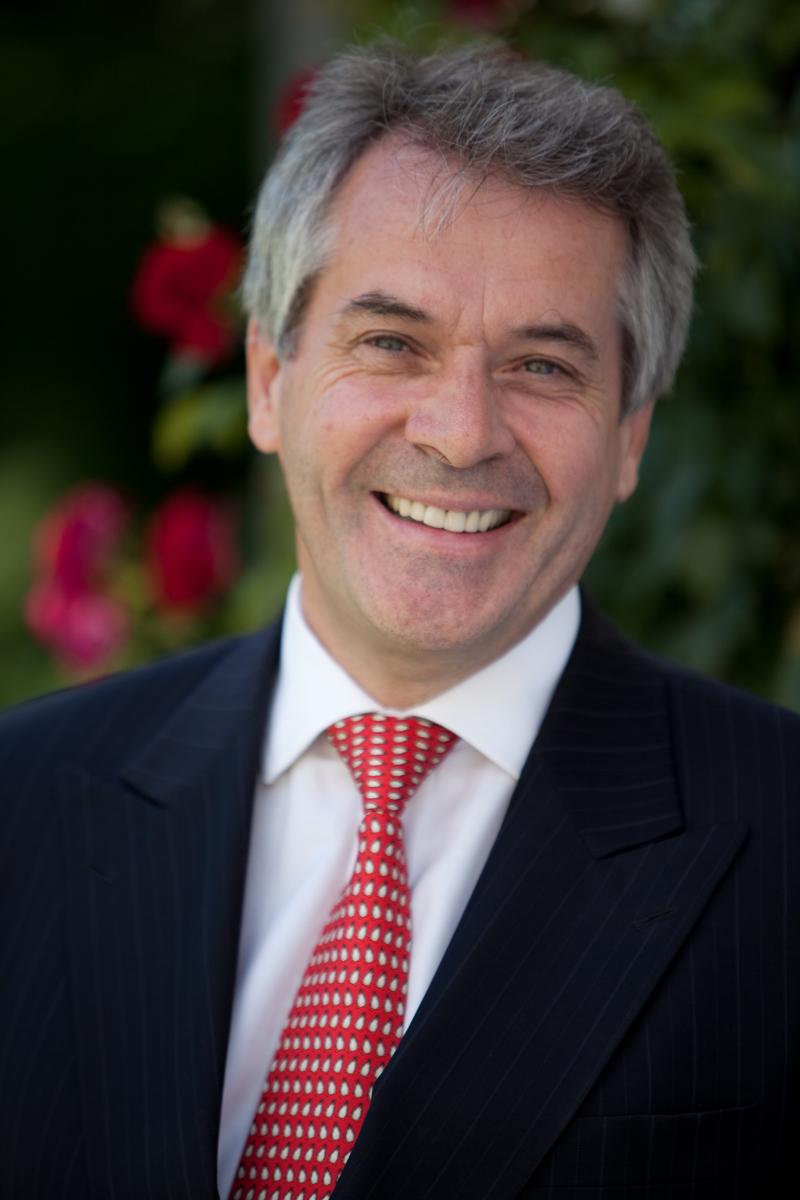 Sir Peter Westmacott, the U.K.'s ambassador to the U.S.