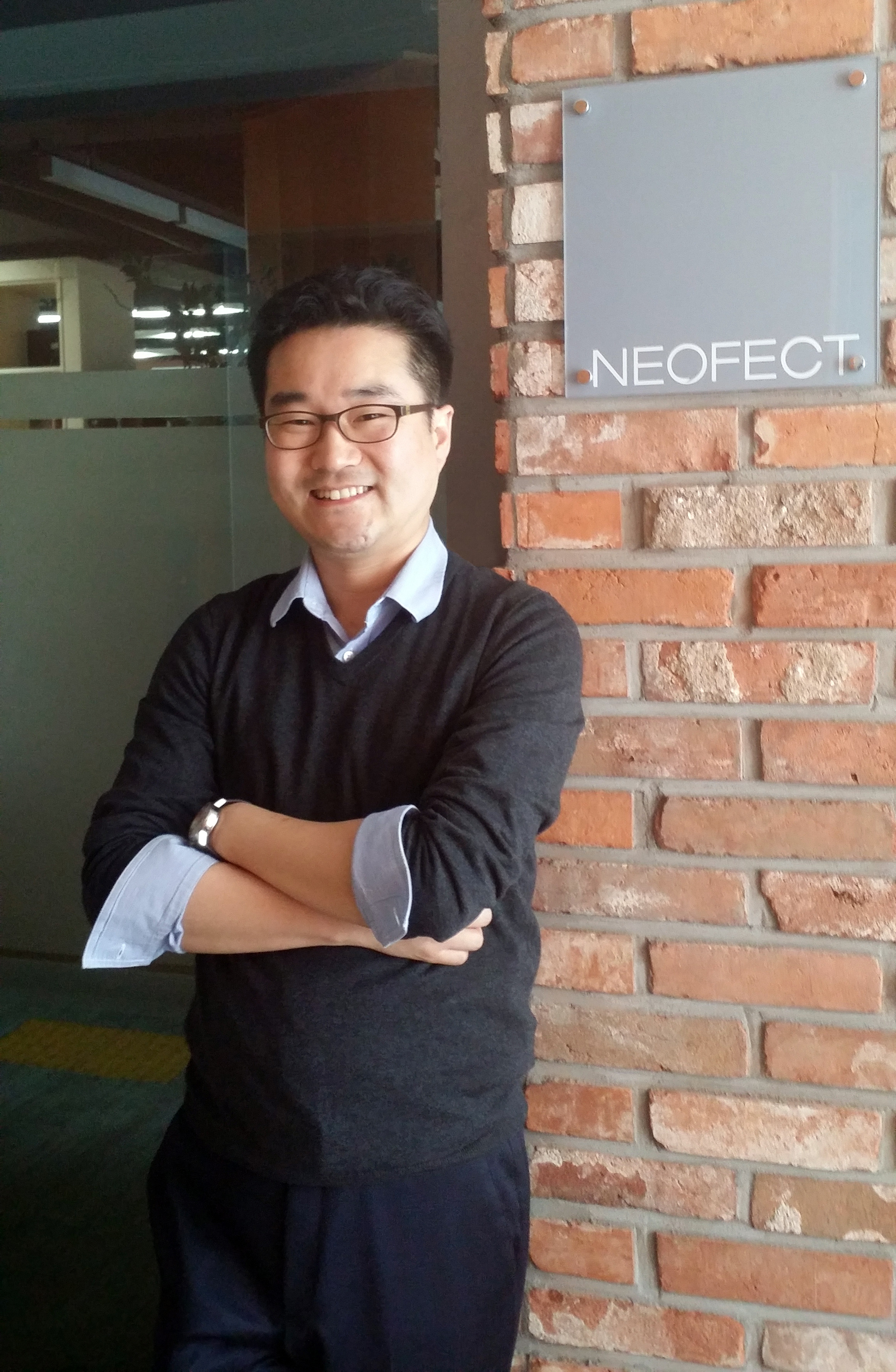 South Korean inventor Hoyoung Ban's first venture failed, but armed with his Darden education, he is making progress with his new product.