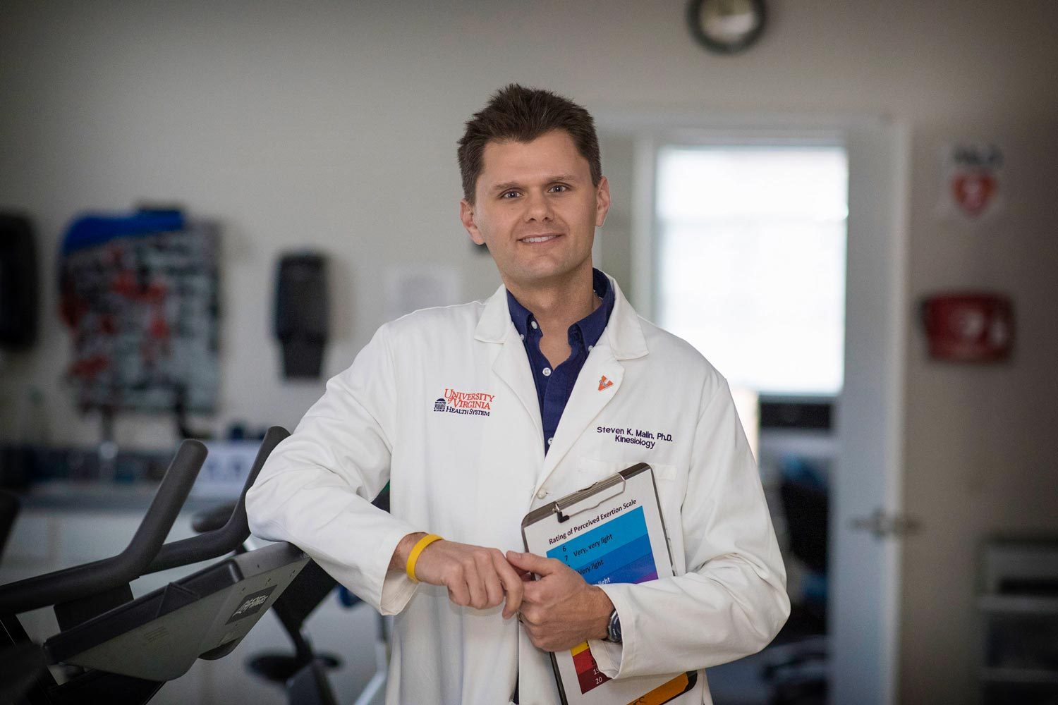 Curry School researcher Steven Malin said the best exercise regime may be the one you are willing to stick to.