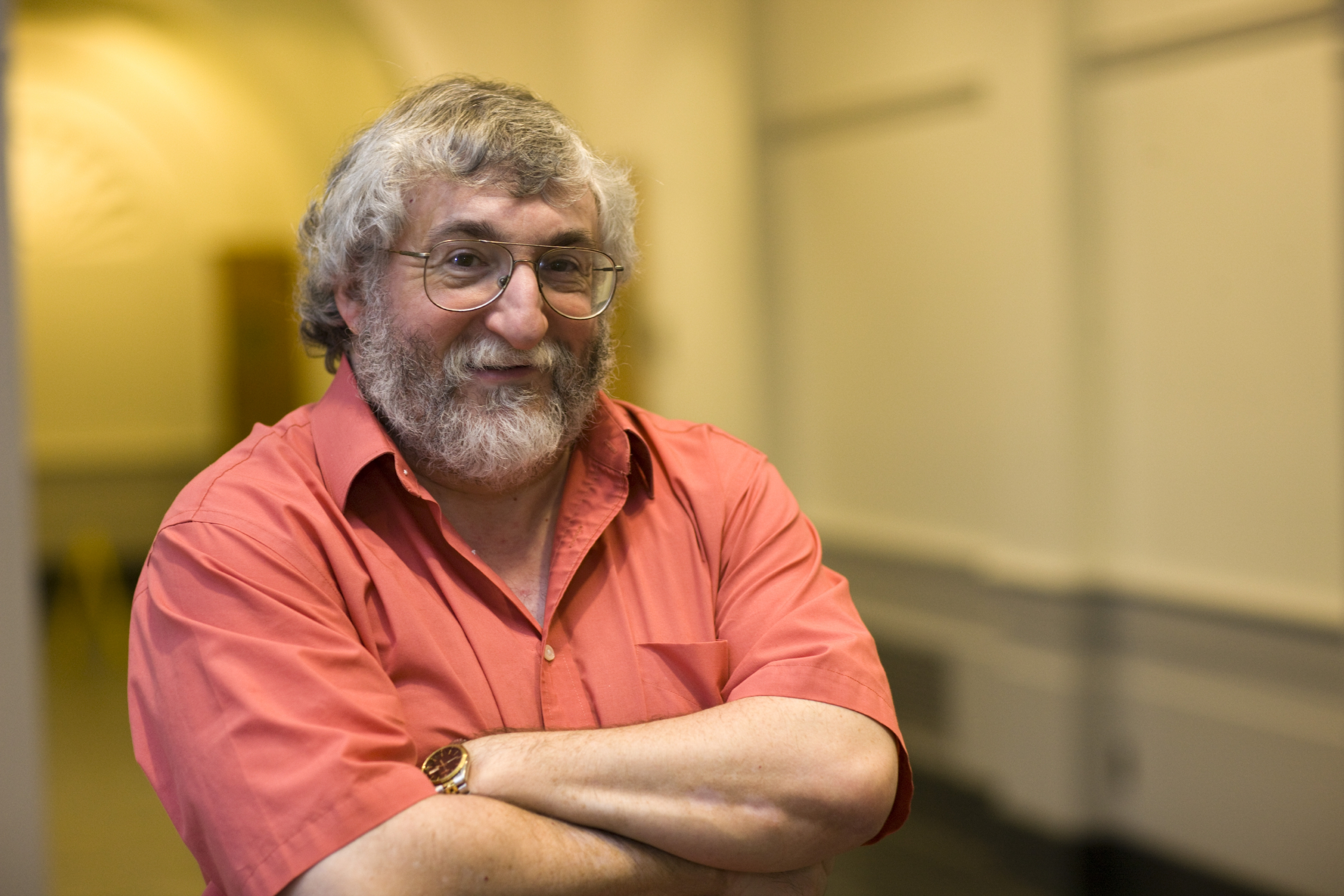 UVA economics professor Steven Stern worked with several collaborators to examine the impact of Virginia's vocational rehabilitation program. (Photo by Dan Addison, University Communications