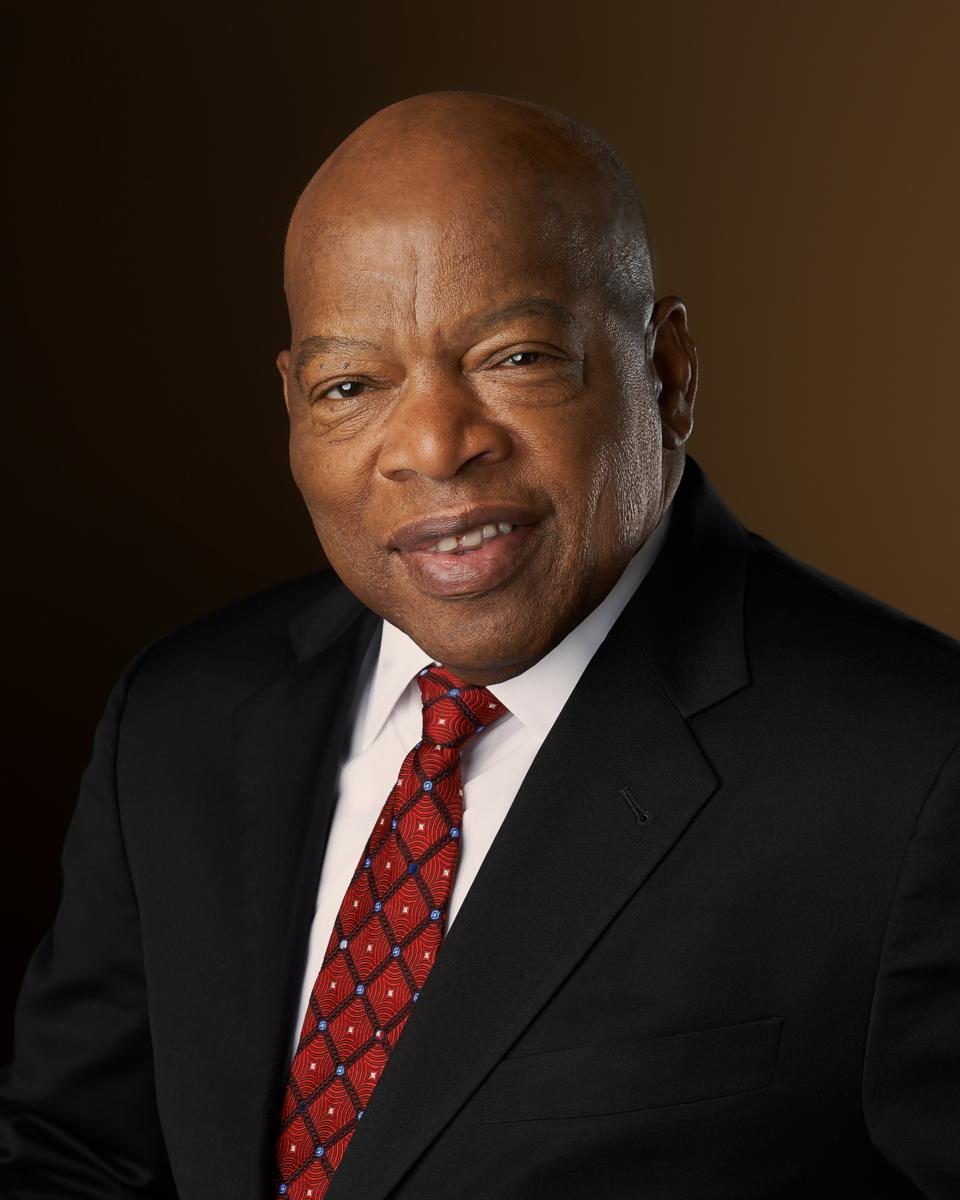 Rep. John Lewis, a civil rights icon who began pushing for