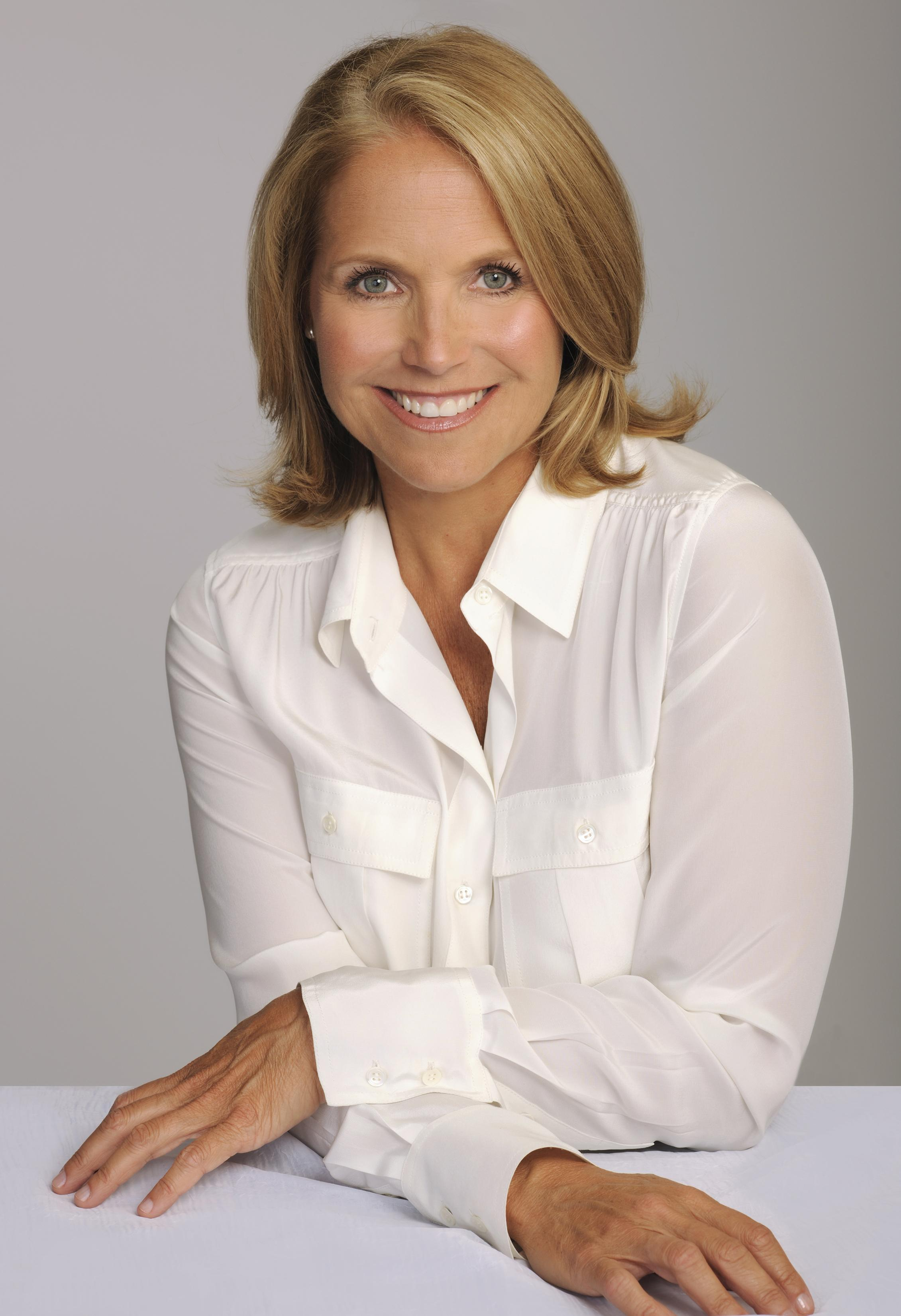 Journalist, Author and Cancer Advocate Katie Couric, '79 ...