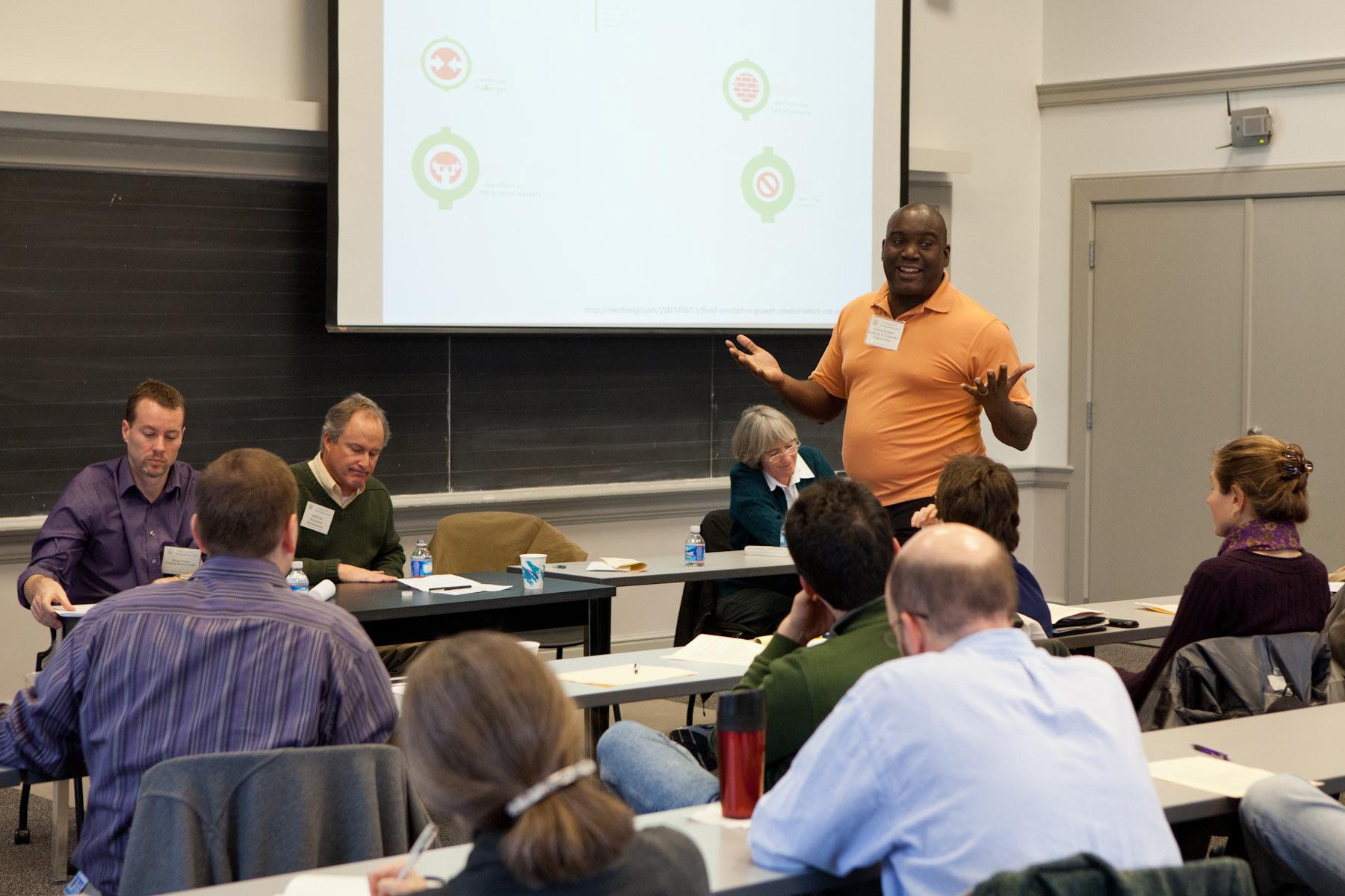 Innovative Ways Of Classroom Teaching ~ Faculty explore innovative teaching methods for engaging
