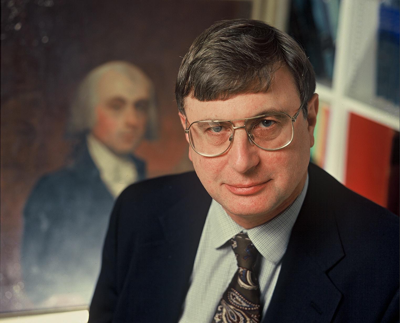 U.Va. historian John Stagg