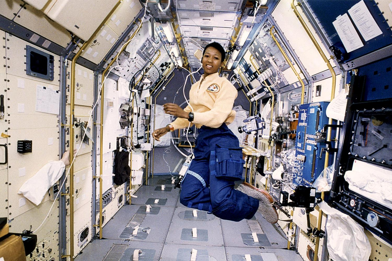 Mae Jemison, the first African-American woman in space, champions the union of the arts, social sciences and physical sciences in higher education as mutually reinforcing bodies of knowledge.