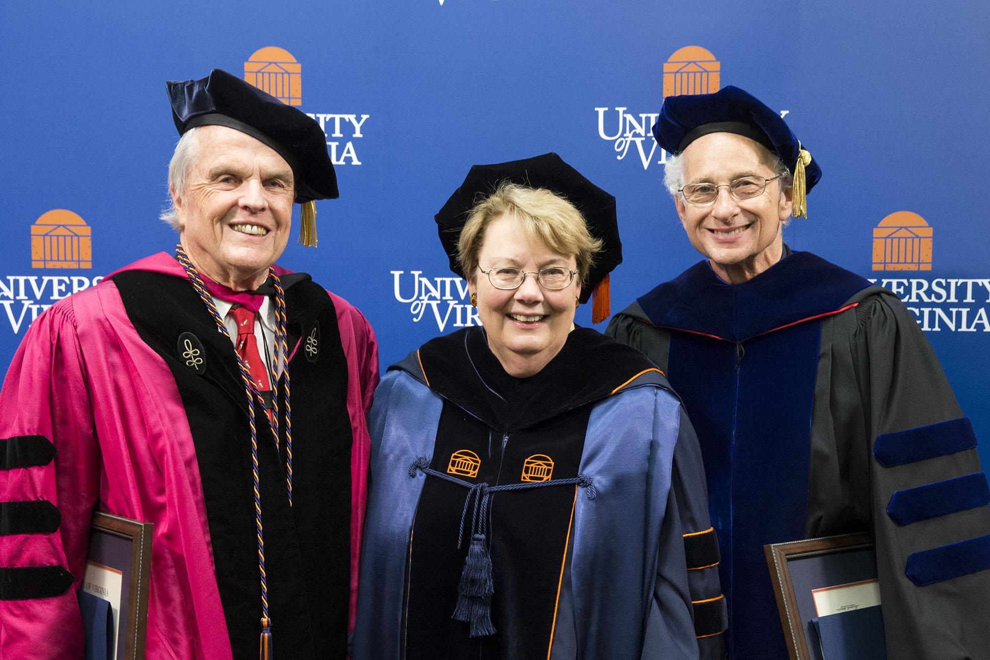 Fall Convocation Celebrates University's Top Faculty ...
