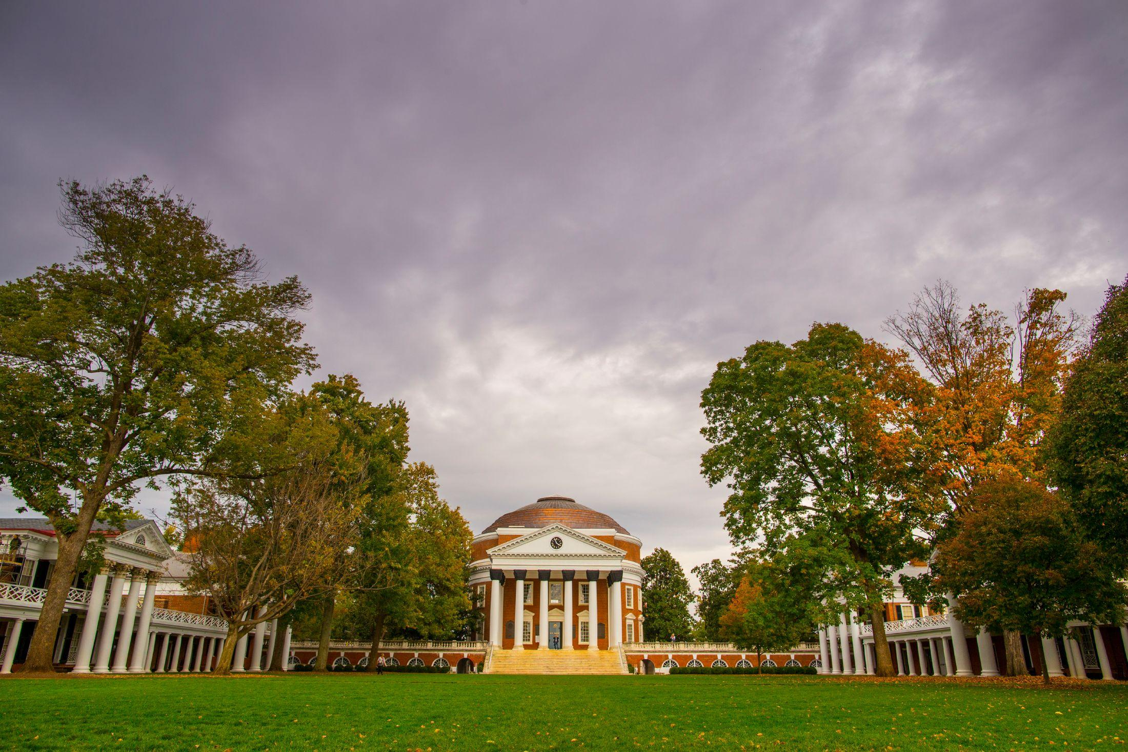 University of virginia creative writing high school