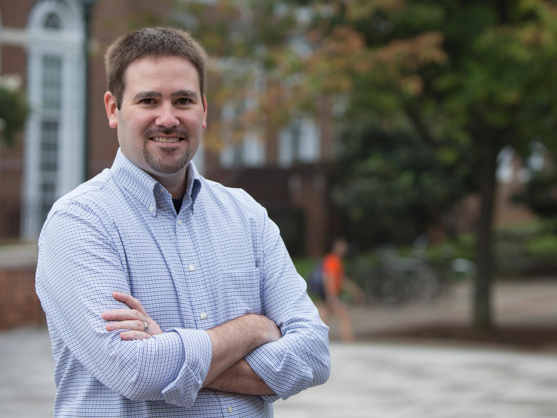 Special Education Teachers To Get Boost >> U Va S Kennedy Wins Early Career Research Award To Boost Teacher