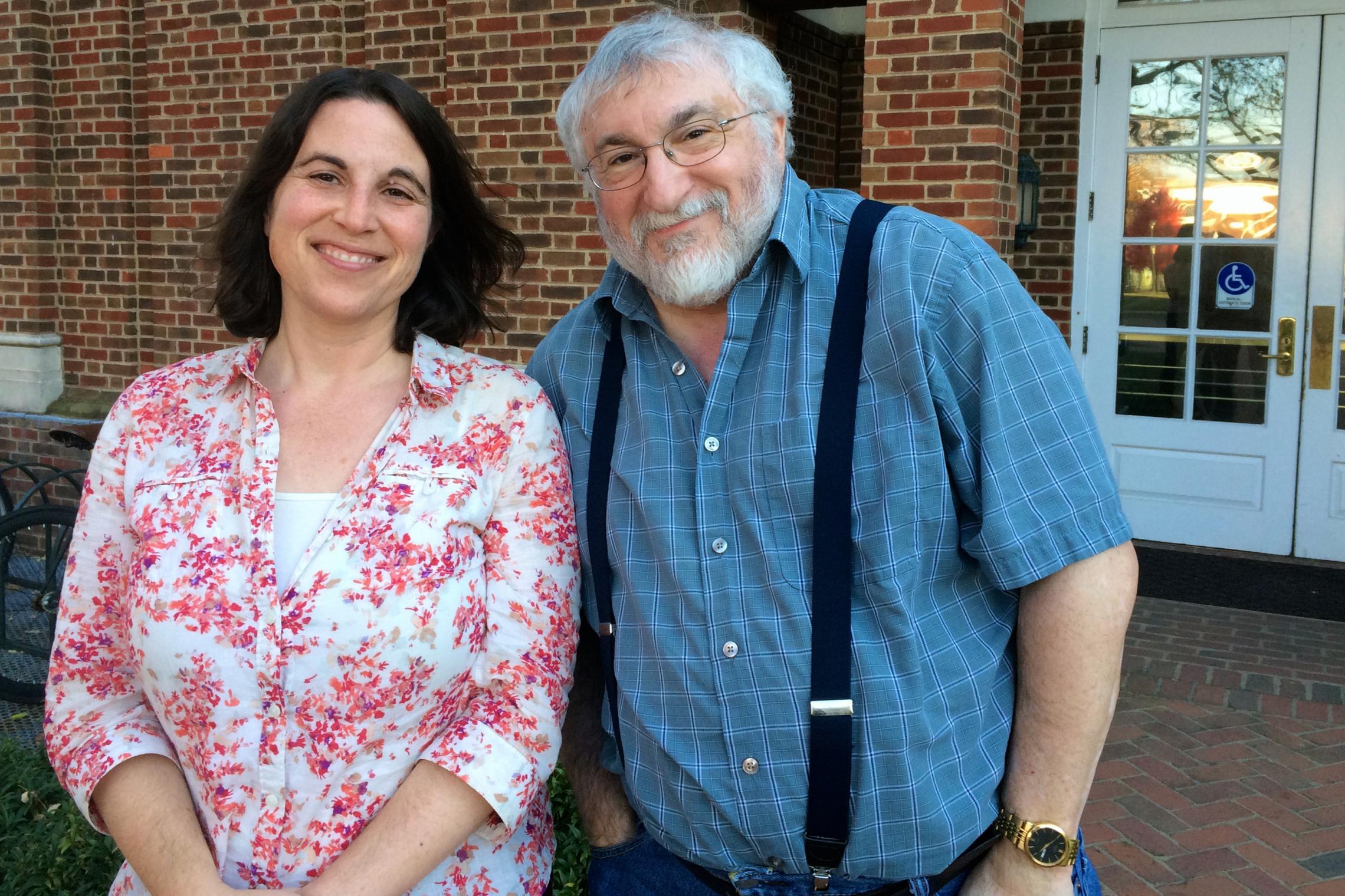 Leora Friedberg and Steven Stern
