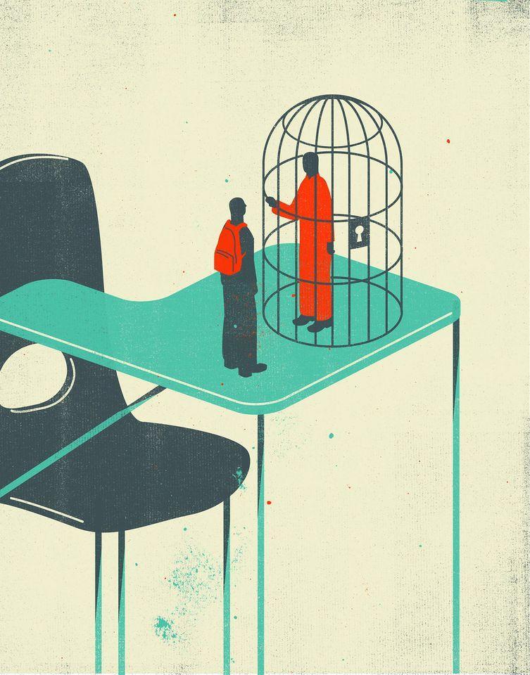 Second Chances: Darden's Fairchild Launches Prison