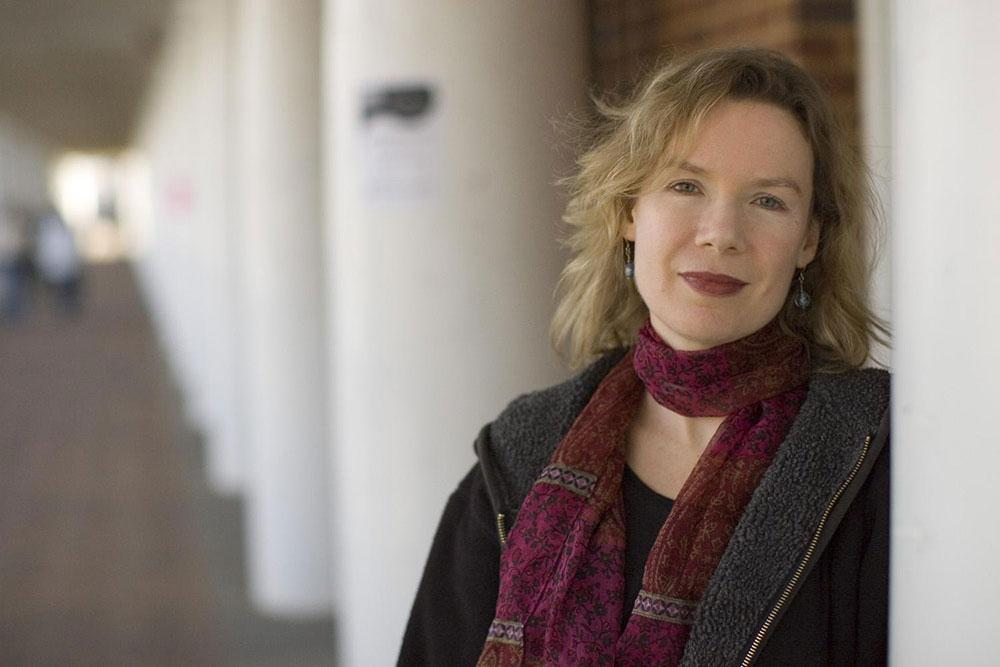 American studies specialist Anna Brickhouse