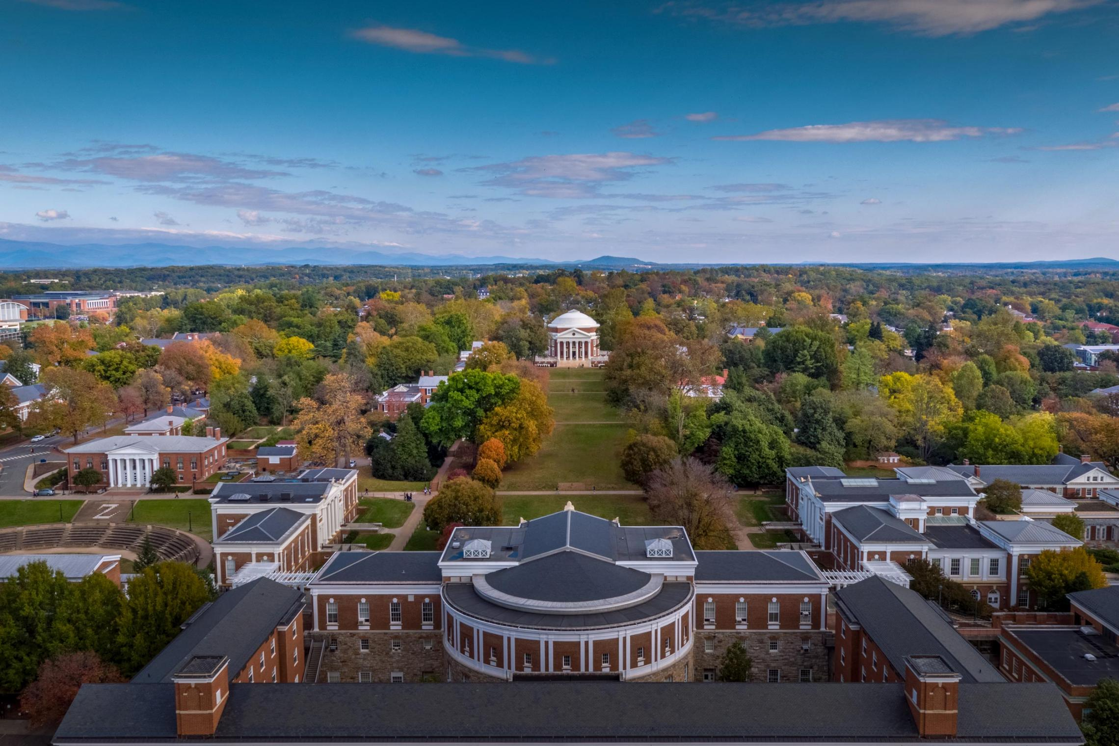 Accolades: UVA Lands at No. 5 Among Public Universities in Forbes List