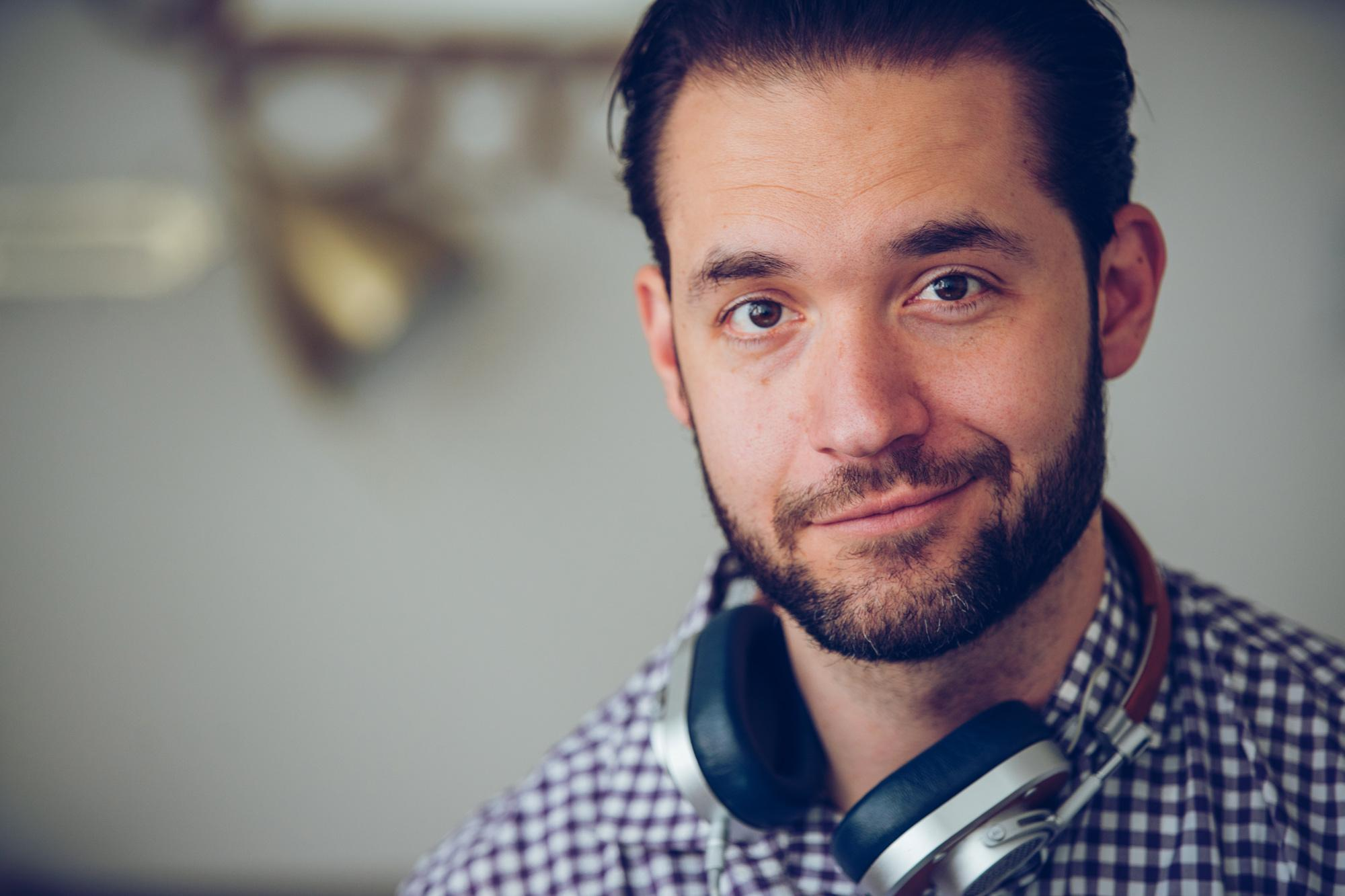 Ohanian is a 2005 graduate of the University and the co-founder of the successful website Reddit.
