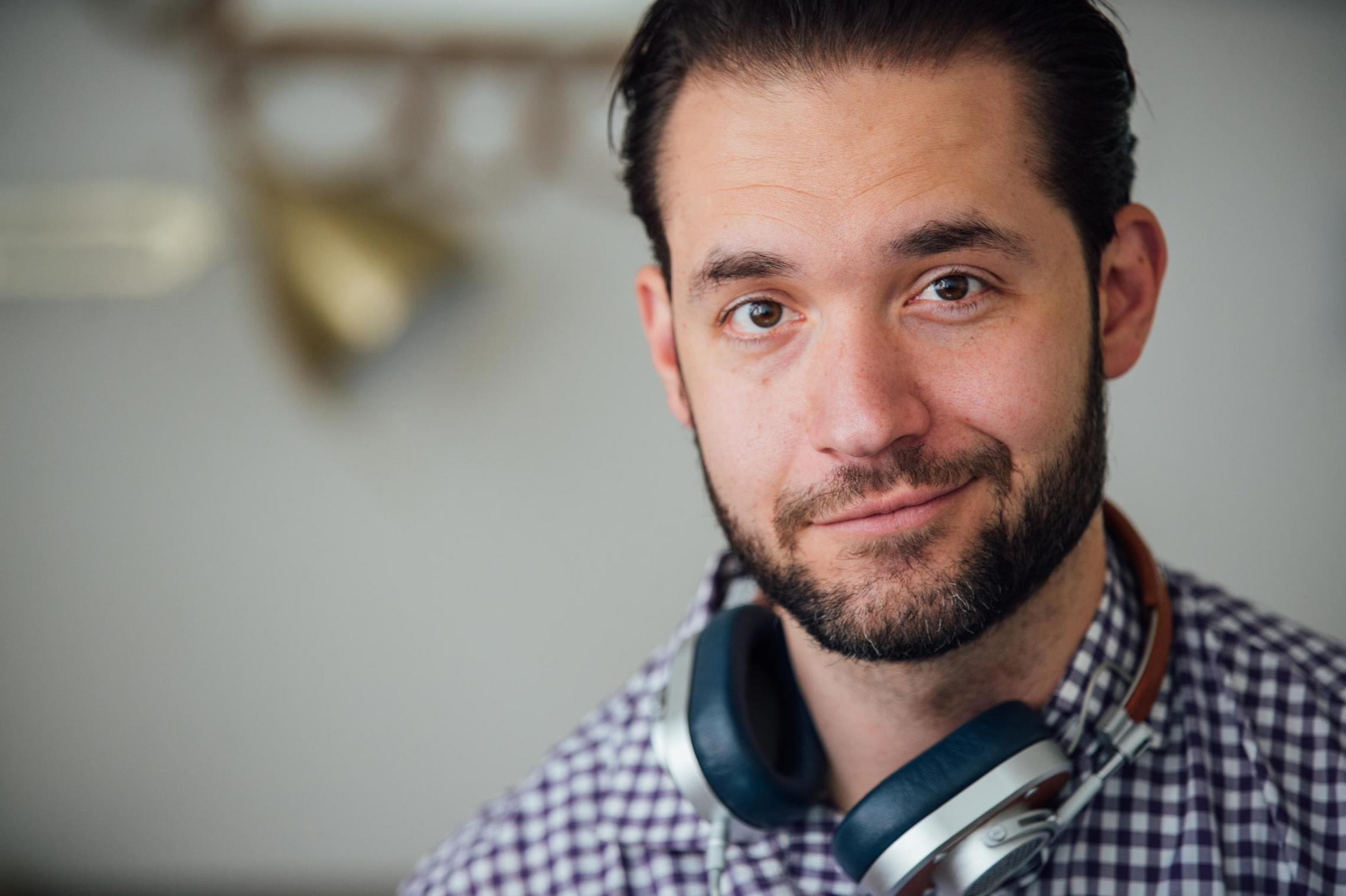 Alexis Ohanian graduated from the University of Virginia in 2005, the same year he co-founded Reddit.